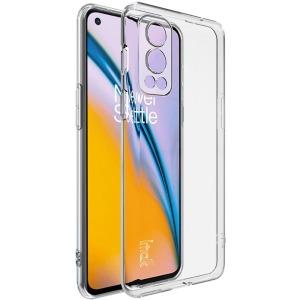 Θήκη OnePlus Nord 2 5G IMAK UX-5 Series Soft TPU πλάτη διάφανη